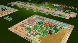 New York Zoo (Tabletopia online)