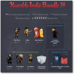 Humble Indie Bundle 14